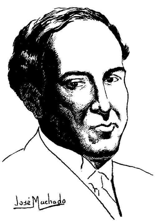 Antonio Machado, por José Machado (1935)