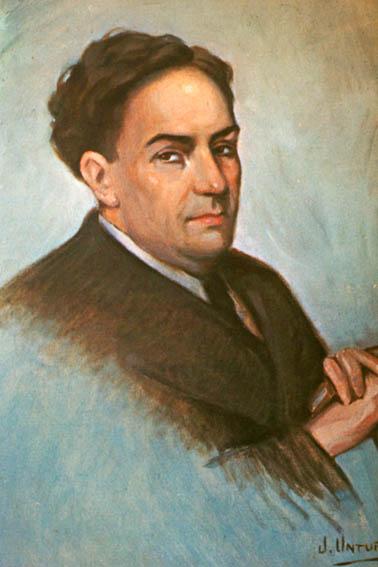 Антонио Мачадо