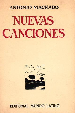 Antonio Machado, Nuevas canciones, Madrid, 1924